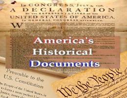 America's historical documents
