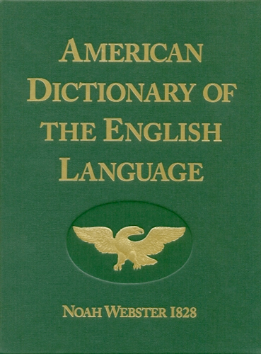 an analysis of the new collegiate dictionary according to webster Merriam–webster, incorporated is an american company that publishes  reference books which  with the ninth edition (webster's ninth new collegiate  dictionary (wnncd), published in 1983), the collegiate adopted changes which .